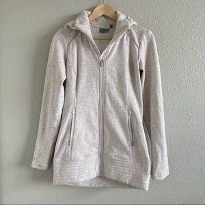 Athleta Cya Stronger Hoodie Sweatshirt Coat